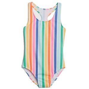 🍍BABY GAP 🌈Rainbow One piece Swimsuit
